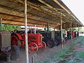 Tractors at the Parkes Museum.jpg
