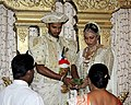 Traditional Sinhalese Marriage-Poruwa Ceremony VI.jpg