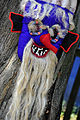 Traditional romanian folk masks. Bucharest, Roamnia, Southeastern Europe-2.jpg