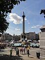 Trafalgar Square, Londýn, Anglicko, 2015 - panoramio (1).jpg