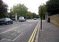 Traffic Lights at junction of Blakehall Road and Bush Road - geograph.org.uk - 574017.jpg