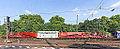 Tragschnabelwagen Uaai 839, HCS Heavy Cargo + Service, Trafo der Trafo-Union, Bahnhof Köln-West-9259.jpg