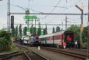 2008 Studénka train wreck