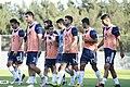 Training of Iran national football team 2019 Tehran 009.jpg