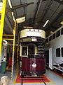 Tram Depots (Workshop) - National Tramway Museum - Crich - London County Council 106 (15380815831).jpg