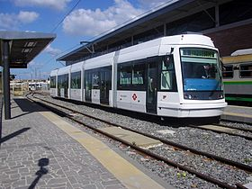 Image illustrative de l'article Tramway de Cagliari