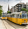 Tram in Budapest (10890202954).jpg