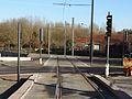 Travaux de la branche vers Vieux-Condé de la ligne B du tramway de Valenciennes en décembre 2013 (244).JPG