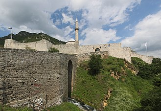 Travnik - Travnik Fortress
