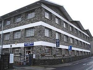 Trefriw - Trefriw Woollen Mill today