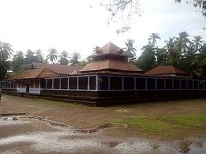 Trichambaram Temple - Image: Trichambaram temple