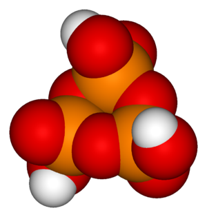 Oxyanion - Cyclotriphosphoric acid