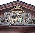 Trippstadt Schloss Allianzwappen Hacke Sturmfeder2.JPG