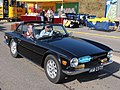 Triumph TR6 dutch licence registration AM-23-77 pic1.JPG