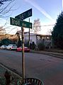 Troll Avenue and 36th Street signs.jpg