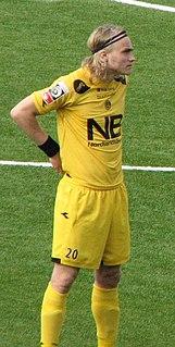 Trond Olsen Norwegian footballer
