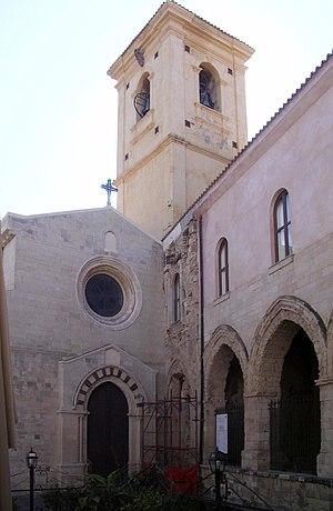 Roman Catholic Diocese of Mileto-Nicotera-Tropea - Co-cathedral in Tropea