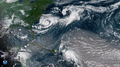 Tropical Storm Chris, Beryl's Remnants, and More Saharan Dust over the Atlantic (42666363464).png