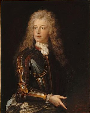 House of Bourbon-Maine - Image: Troy Louis Auguste de Bourbon, Prince of Dombes in armour