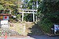 Tsutsukowake-jinja (Baba) entrance.JPG