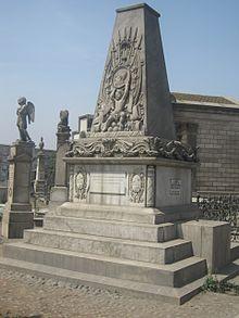 7fd0a5a7d Restos de Agustin Gamarra descansa en el Cementerio Presbítero Matías  Maestro.