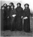 Turkish girls of the Constantinople Woman's College (1918) 02.png