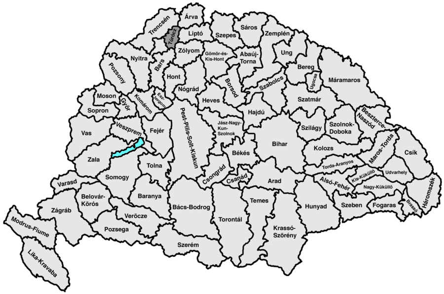 Turóc County