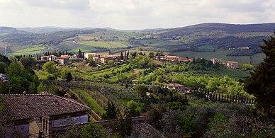 Tuscany Wikipedia