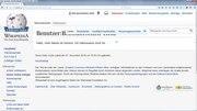 Datei:Tutorial 1 Benutzerseite erstellen.webm