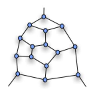 Tait's conjecture - Image: Tutte Frag
