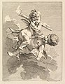 Two Cupids, One Carrying a Torch, Another a Bow MET DP825518.jpg