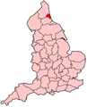 Tyne & Wear shown as ceremonial county.png