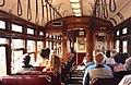 Type H Glenelg tram interior 2005.jpg