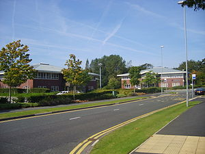 Bodycote - Bodycote's head office at Tytherington Business Park in Macclesfield