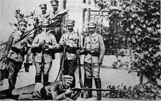 Seven Lancers of Belina