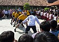 U.S. Sailors play games with elementary school students during a community service event for exercise Cooperation Afloat Readiness and Training (CARAT) 2013 in Jakarta, Indonesia, May 22, 2013 130522-N-IY633-370.jpg