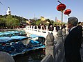 U.S. Secretary of State John Kerry looks out at the White Pagoda, at Beihai Park in Beijing, China, on April 13, 2013.jpg