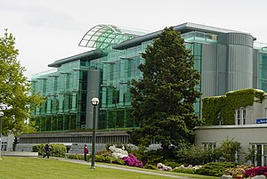 University of British Columbia Library - Koerner Library, University of British Columbia