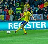 UEFA EURO qualifiers Sweden vs Romaina 20190323 Filip Helander 15.jpg