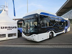 Ursus Bus - Ursus City Smile