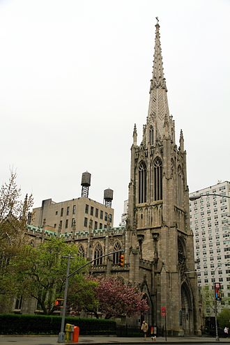 Episcopal Diocese of New York - Grace Church