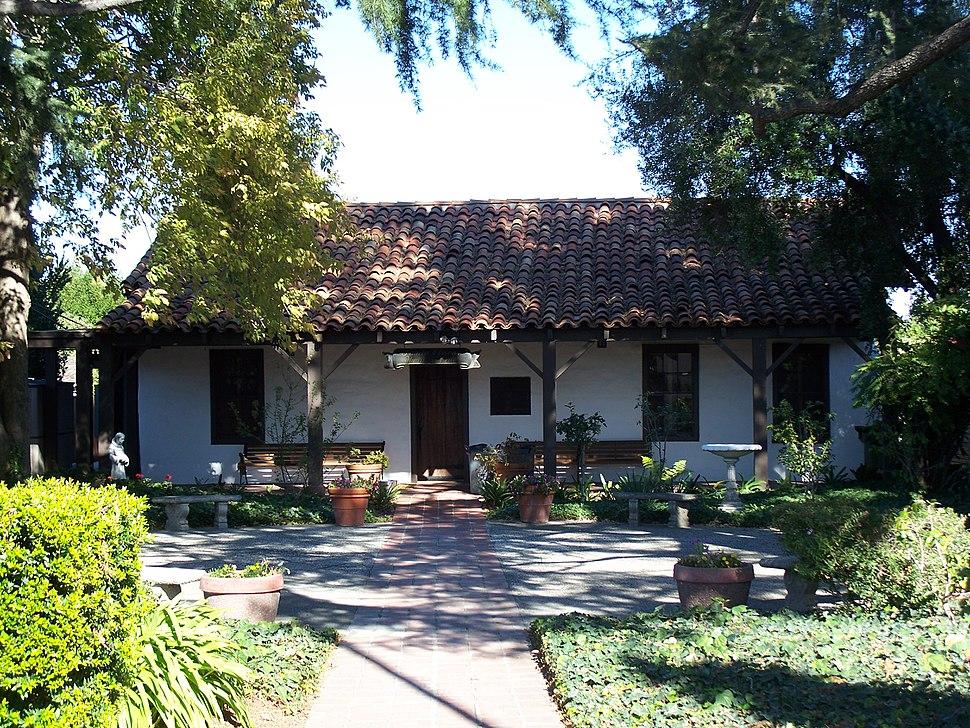 USA-Santa Clara-Women's Club Adobe