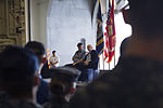 USS Arizona survivor visits USS America 141023-N-LQ799-079.jpg