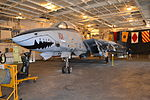 USS Hornet Museum interior 10.JPG