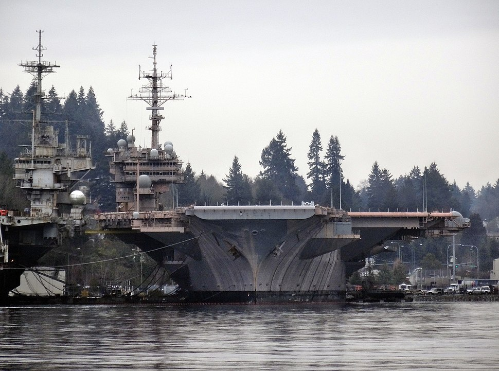 USS KittyHawk CV-63 InacShips 1.2017