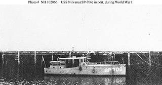 USS <i>Nirvana</i> (SP-706)