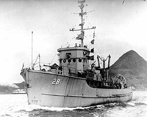 USS Osprey (AMS 28)