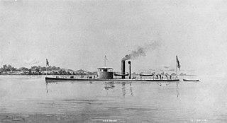 USS <i>Passaic</i> (1862)