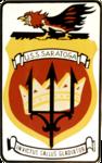 USS Saratoga (CVA-60) insignia, 1958 (NH 64888-KN).png