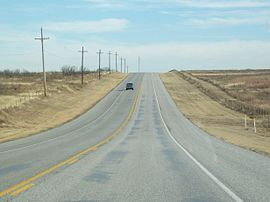 US 82 outside of Henrietta, TX.JPG